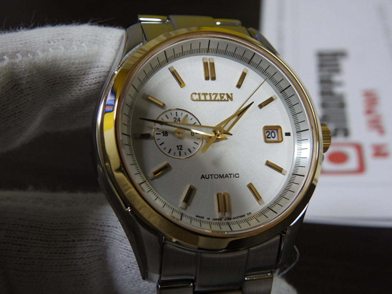Citizen Mechanical NP3024-56A