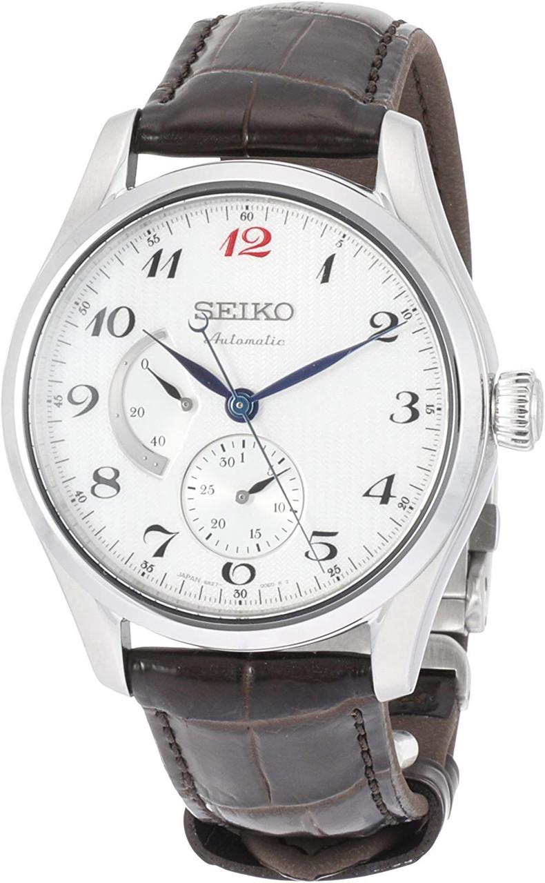 Seiko Presage Power Reserve SARW025