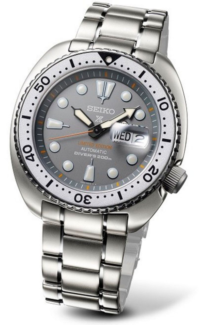 Seiko Turtle Zimbe SRPA19K1 Thailand Limited Edition