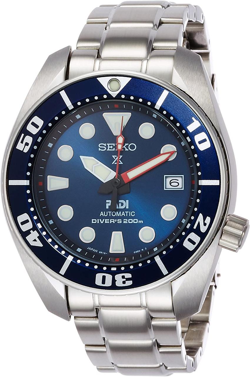 Seiko PADI Sumo SBDC049 Prospex Diver Limited