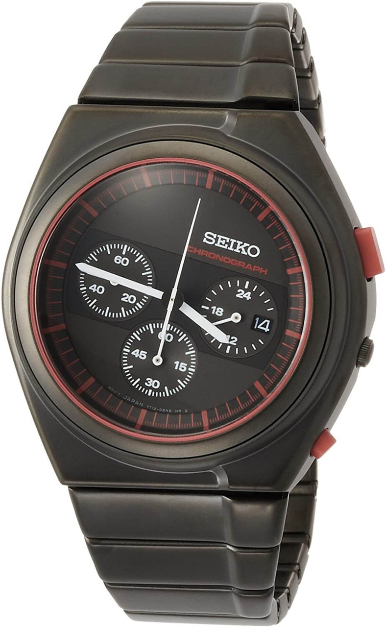 Seiko Giugiaro Riders Chronograph SCED055