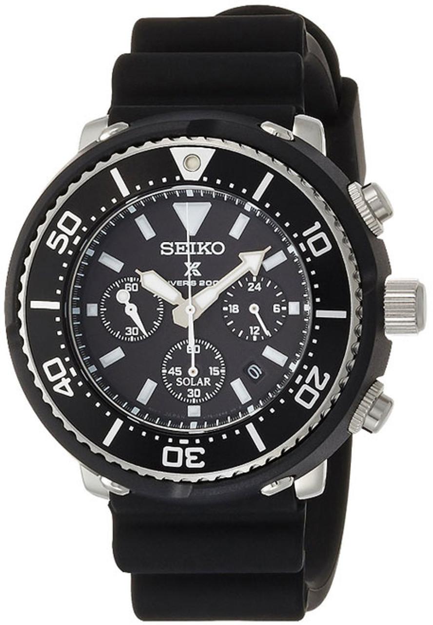 Seiko Prospex Chronograph LOWERCASE SBDL037