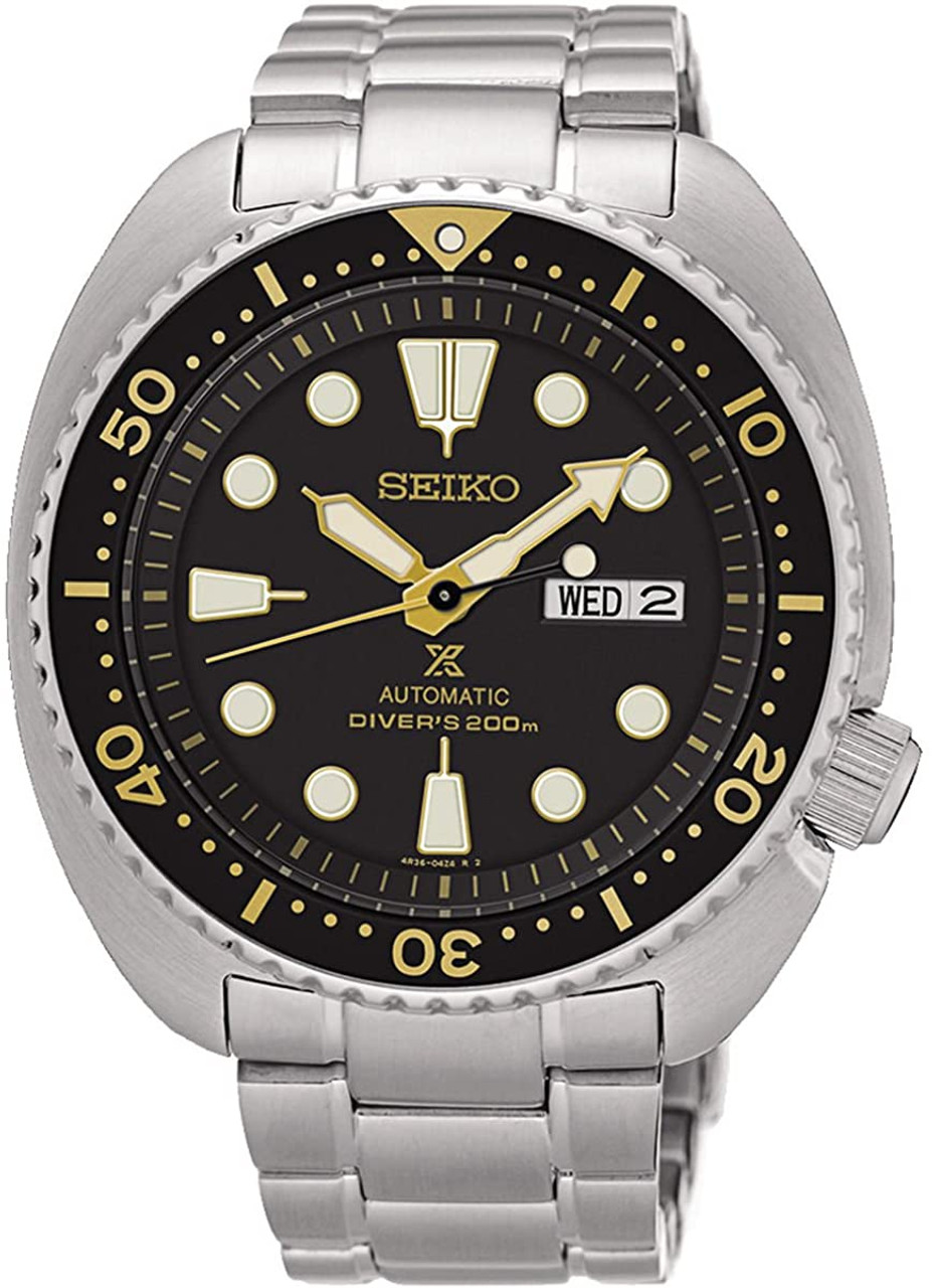 Seiko Prospex SRP775K1 Turtle Dive Watch