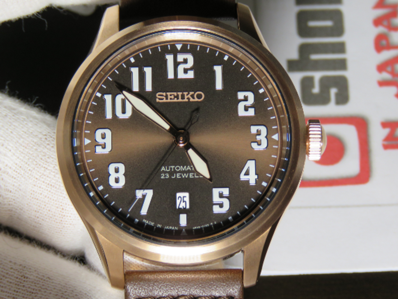 Seiko Spirit SCVE046