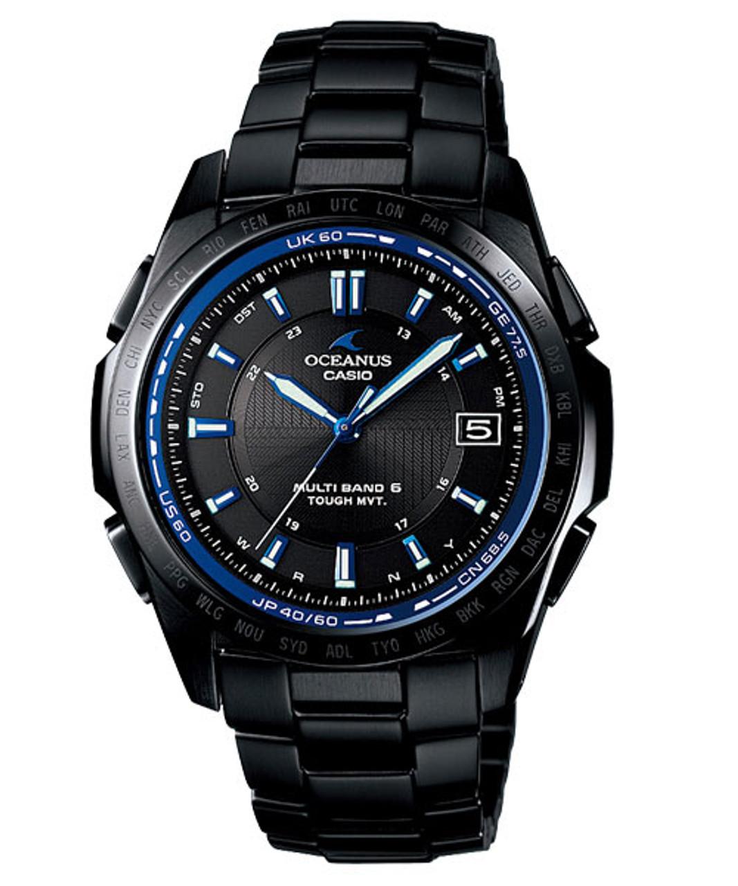 Casio Oceanus OCW-T100TB-1AJF Solar Atomic