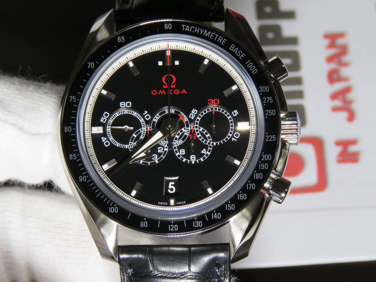 Omega Speedmaster Olympic 321.33.44.52.01.001