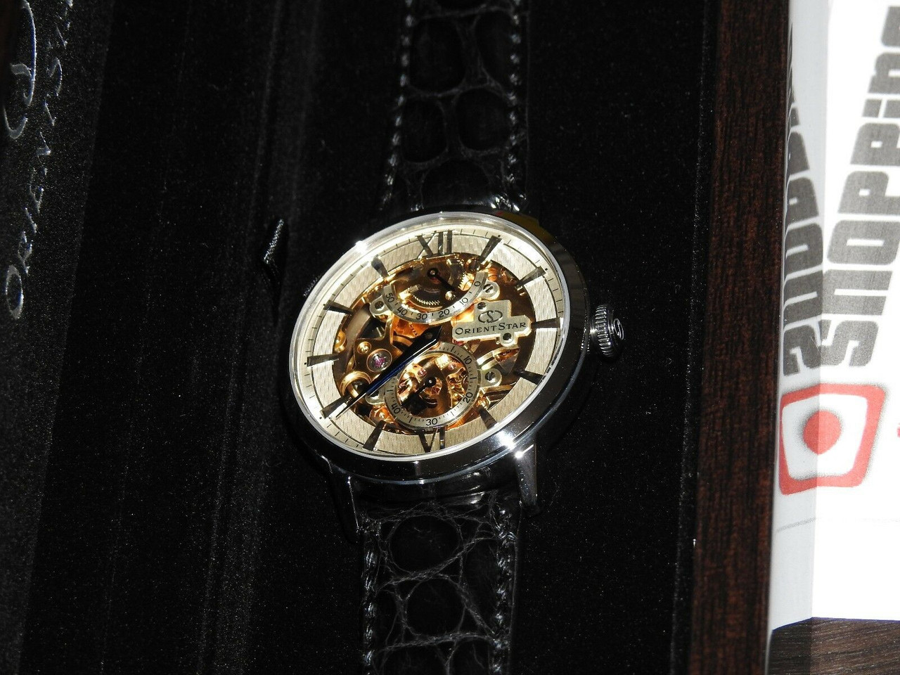 Orient Star Skeleton WZ0041DX