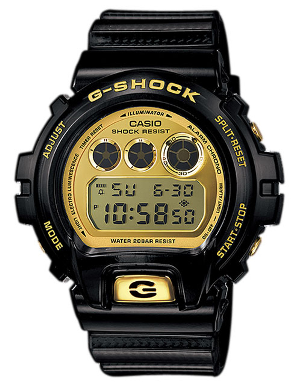 G-Shock DW-6930D-1JR Thirty Stars  Limited Carbon Band