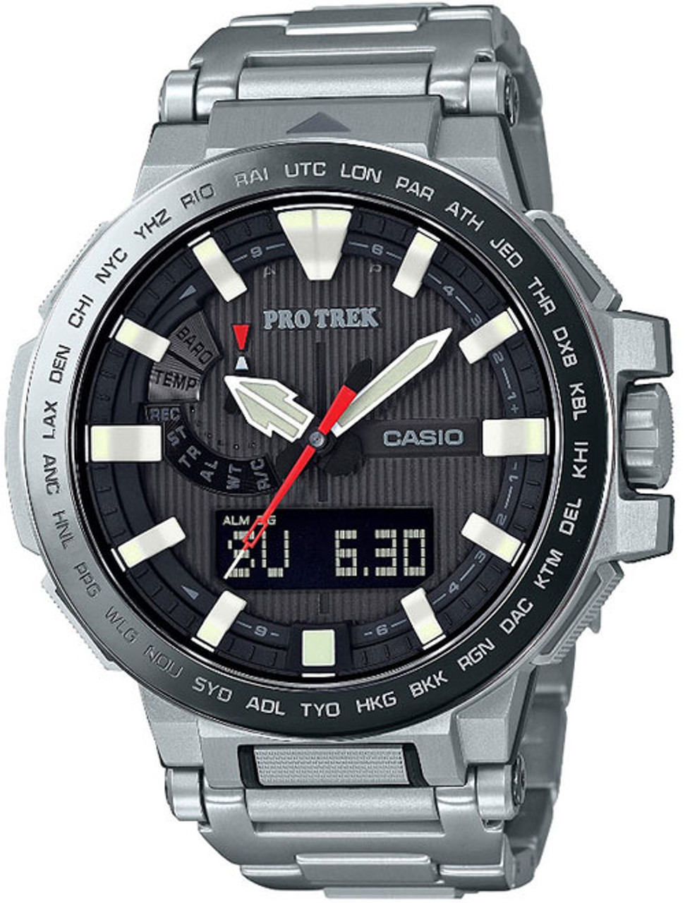Casio Pro Trek PRX-8000MT-7JR Baselworld 2017 Limited