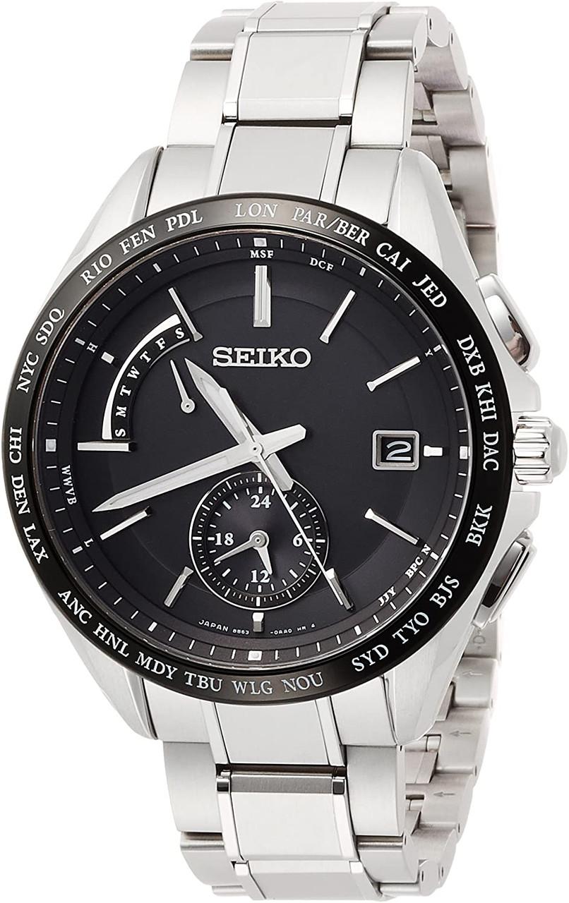 Seiko Brightz SAGA233 Solar Radio Controlled
