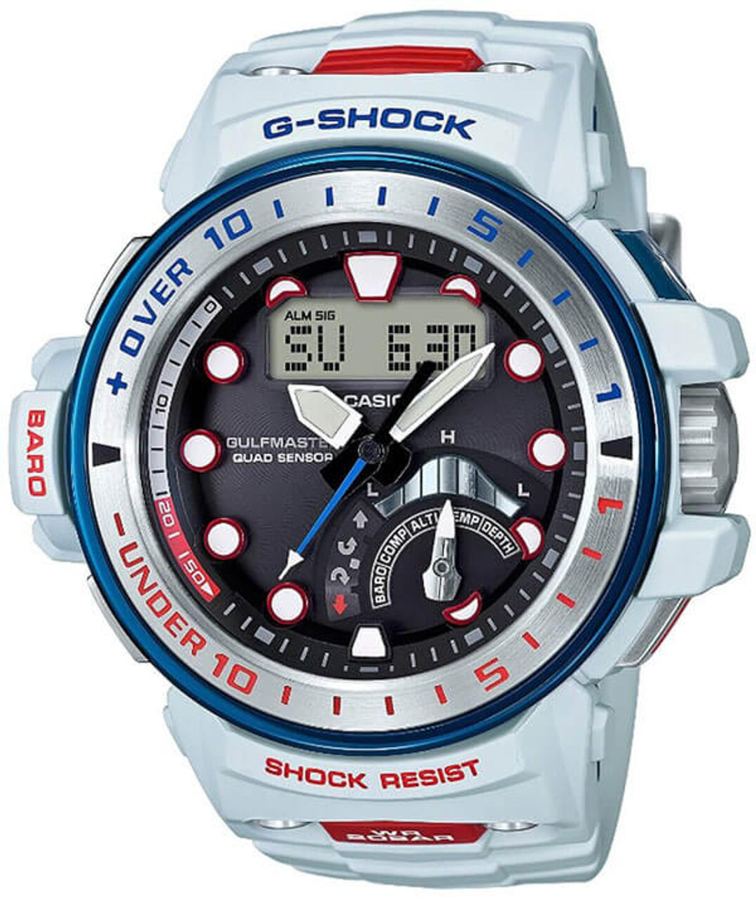 Casio GWN-Q1000K-7AJR Love The Sea And The Earth