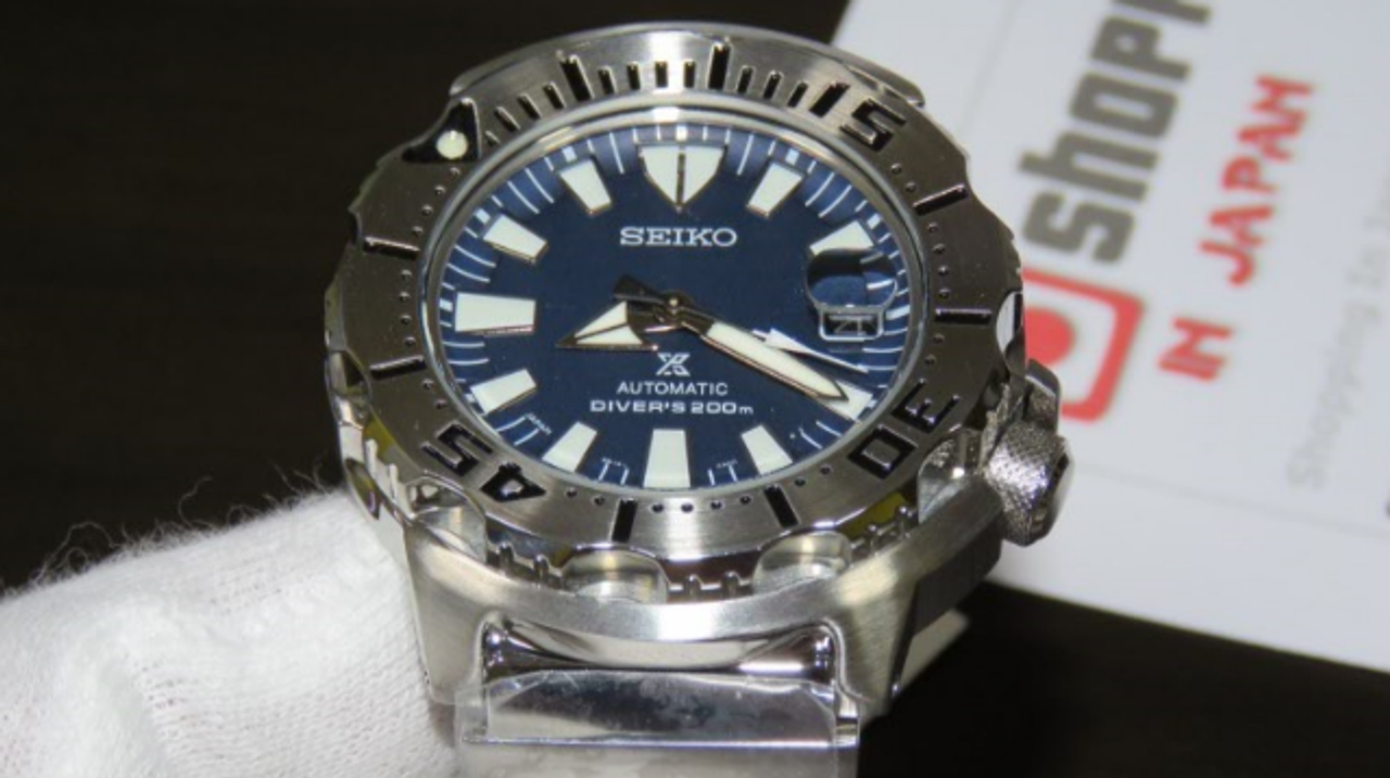 Seiko Monster SZSC003