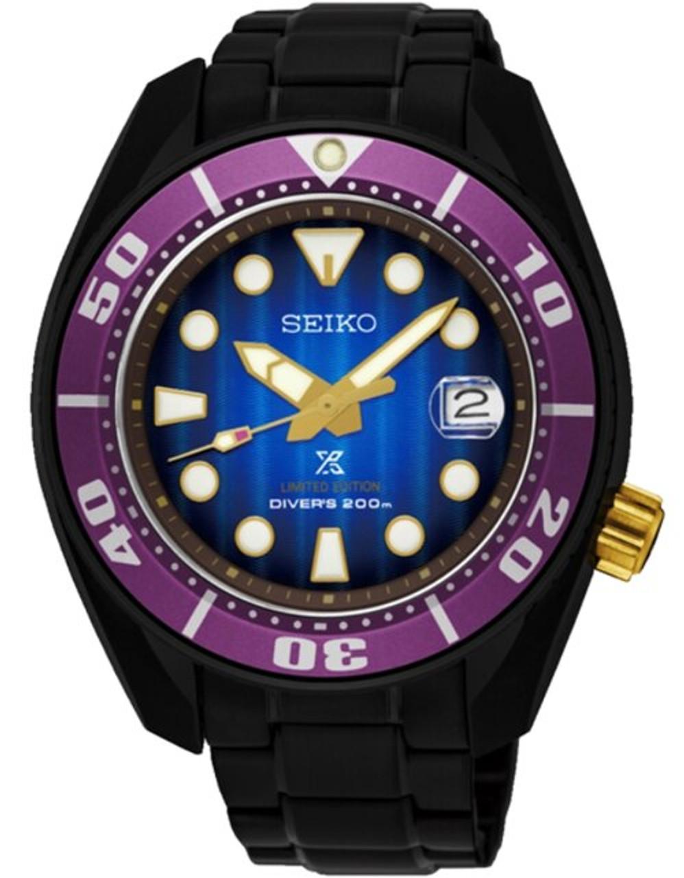 Seiko SPB055J Zimbe Sumo Thailand Limited