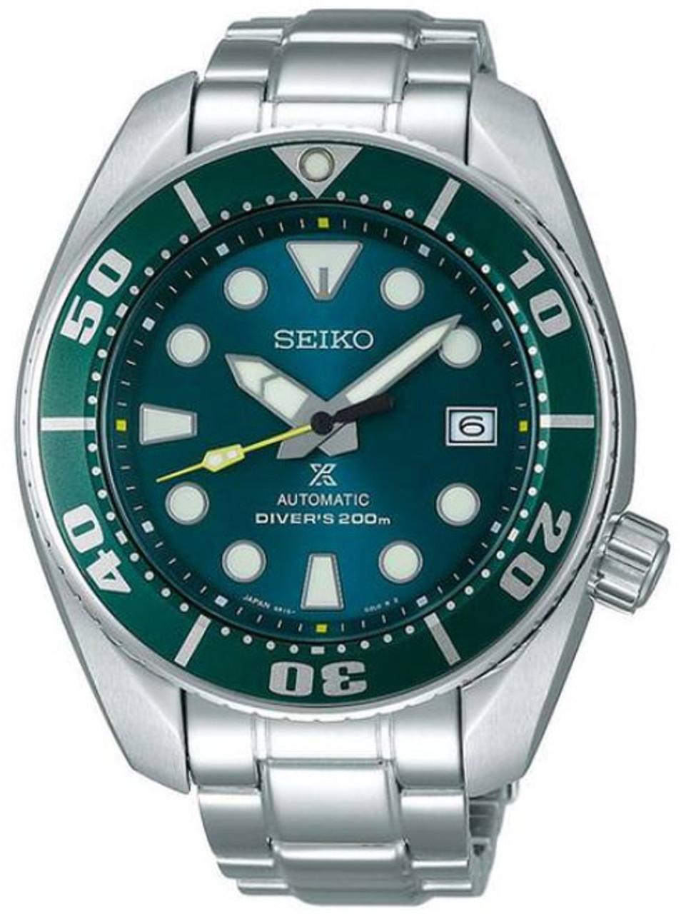 Seiko Prospex Japan Limited SZSC004 Green Sumo