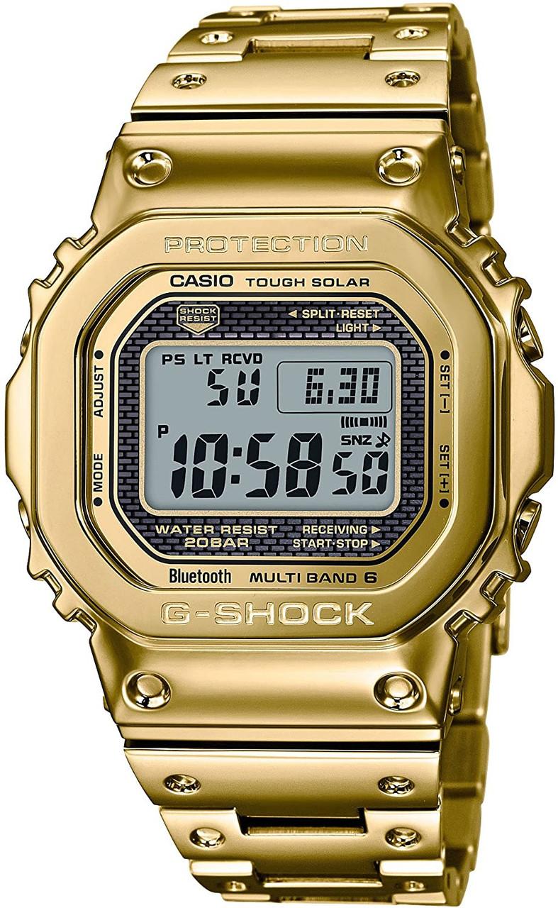 G-Shock GMW-B5000TFG-9JR Full Metal Gold Limited