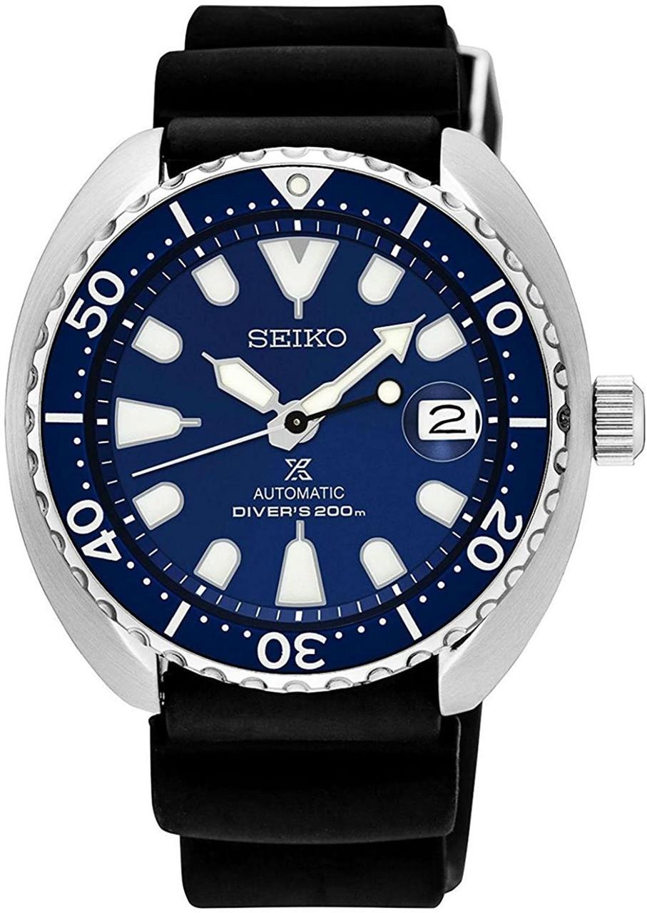 Seiko SRPC39 Baby Turtle Blue Mini