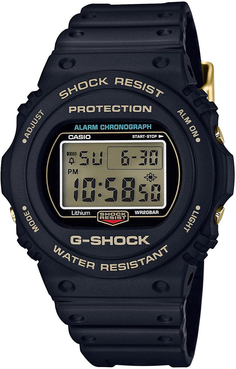 G-Shock DW-5735D-1BJR Origin Gold 35th Anniversary