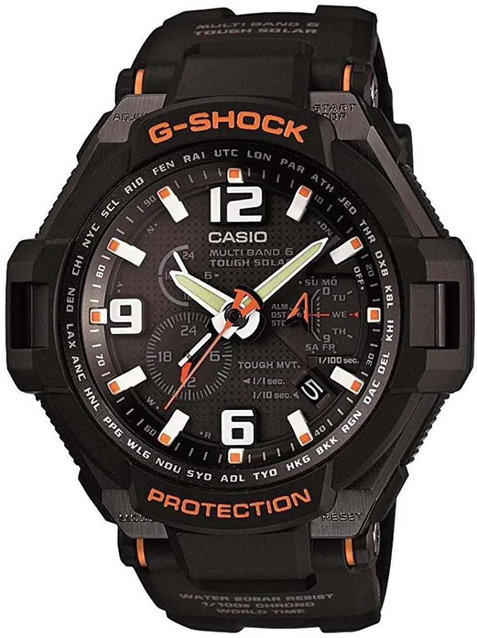 Casio G-Shock GW-4000-1AJF Sky Cockpit Aviation