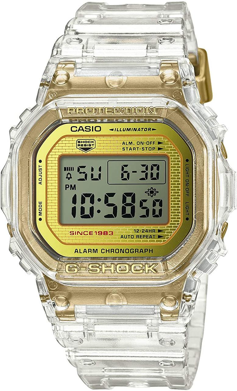 G-Shock DW-5035E-7JR Glacier Gold