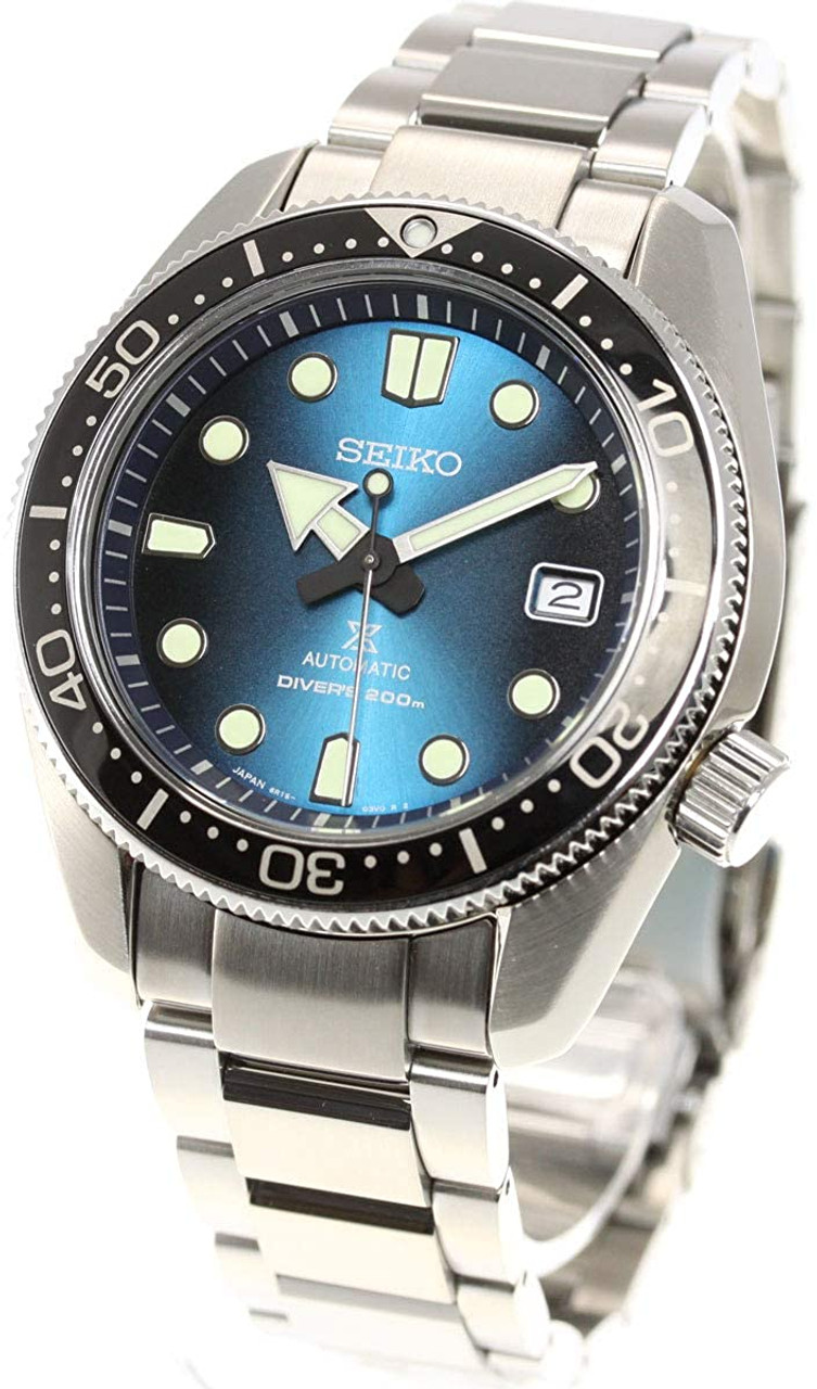 Seiko Prospex Great Blue Hole SPB083J1 / SBDC065