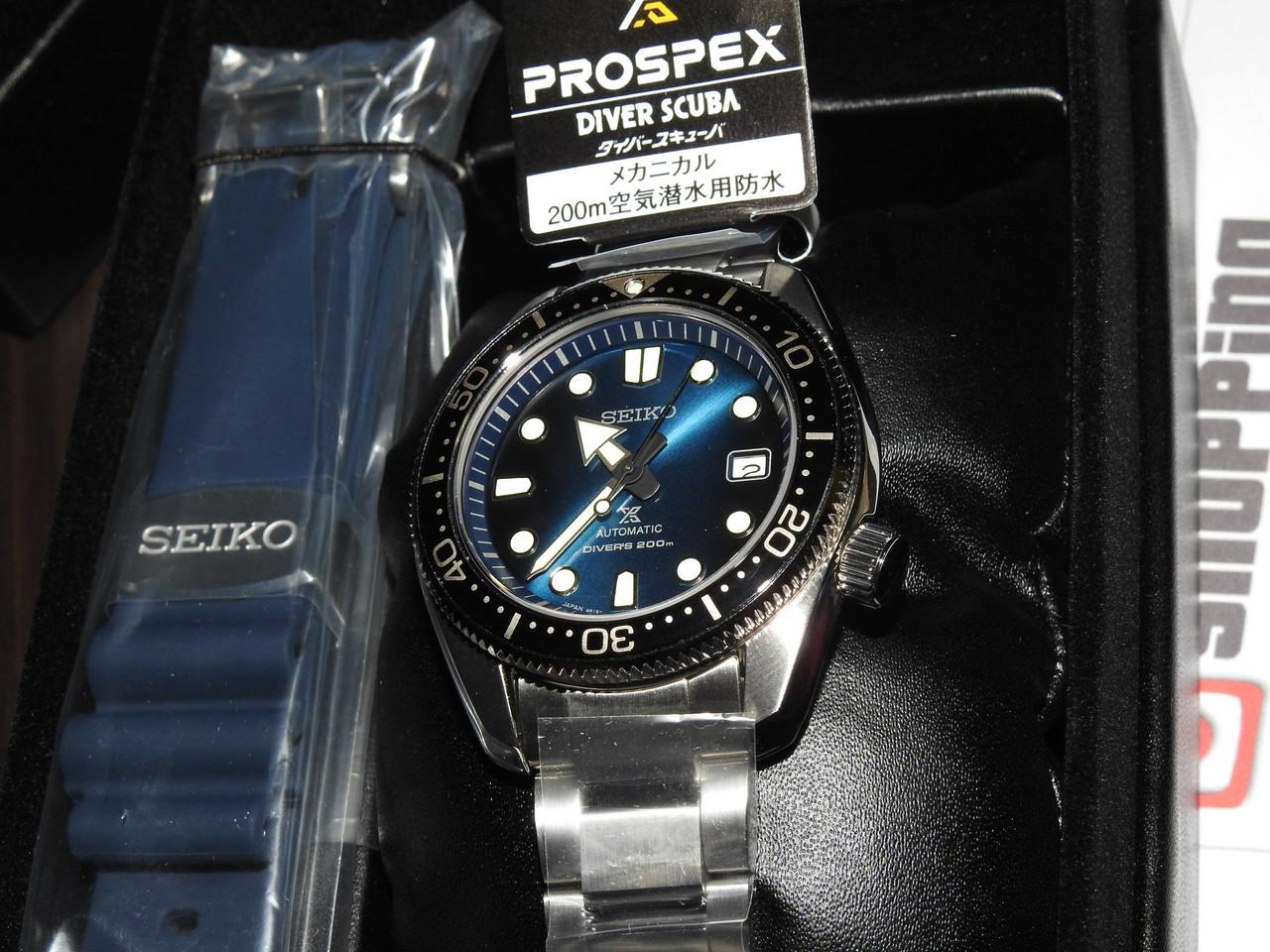 Seiko Prospex Great Blue Hole SPB083J1 / SBDC065