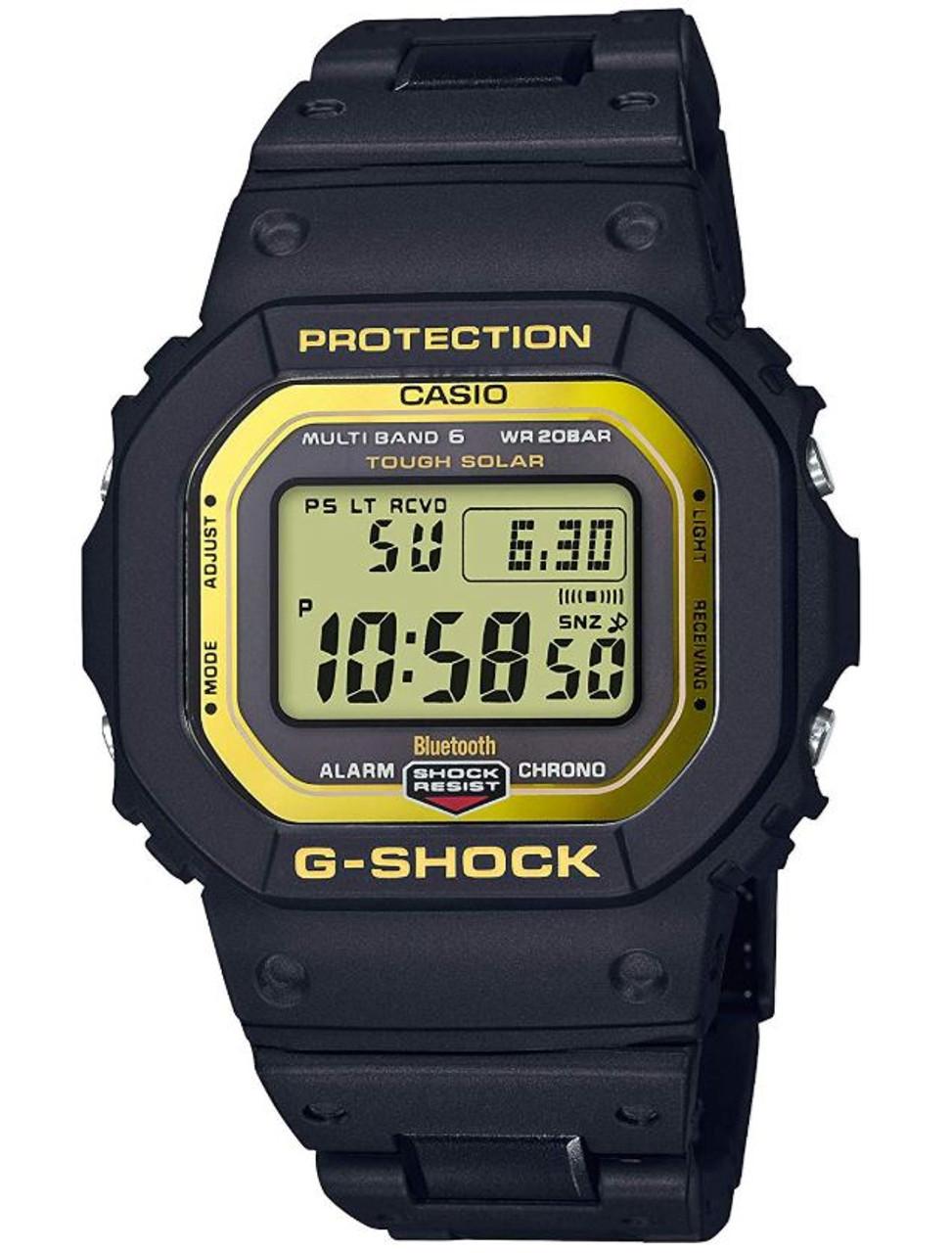 G-Shock GW-B5600BC-1JF Squares Bluetooth