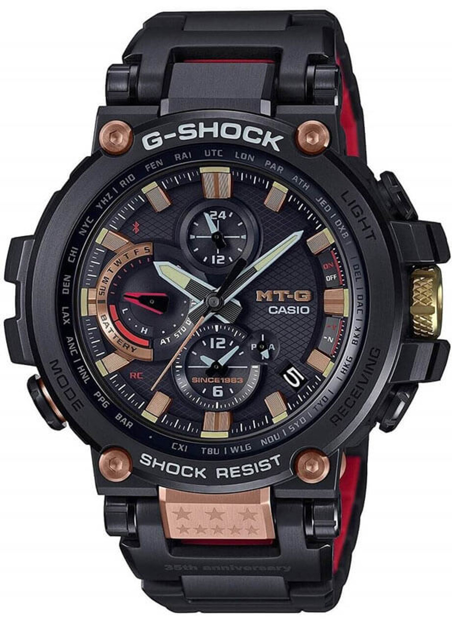 G-Shock MTG-B1000TF Limited 35th Anniversary