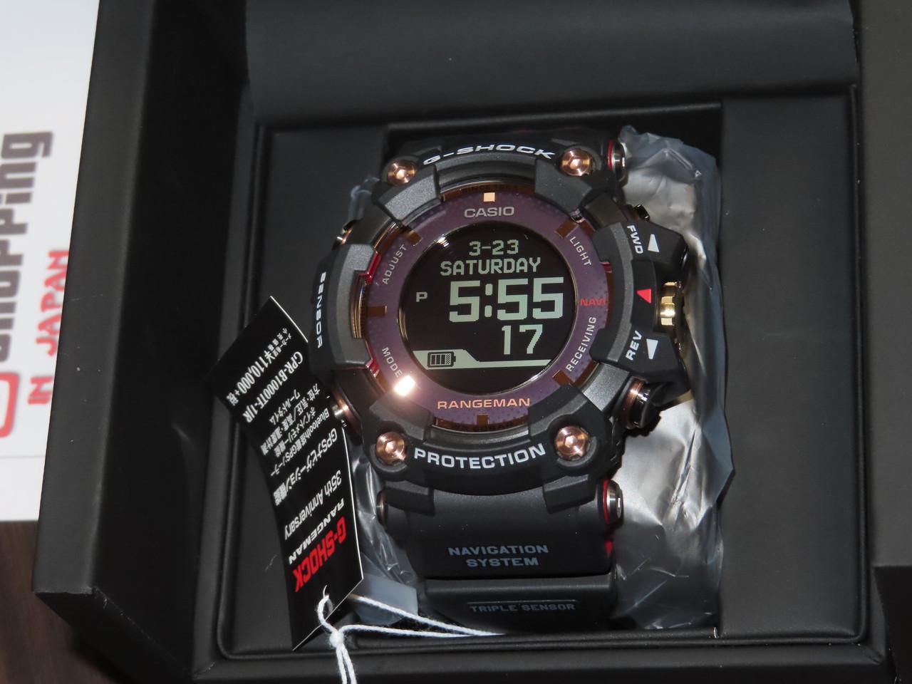 G-Shock GPR-B1000TF