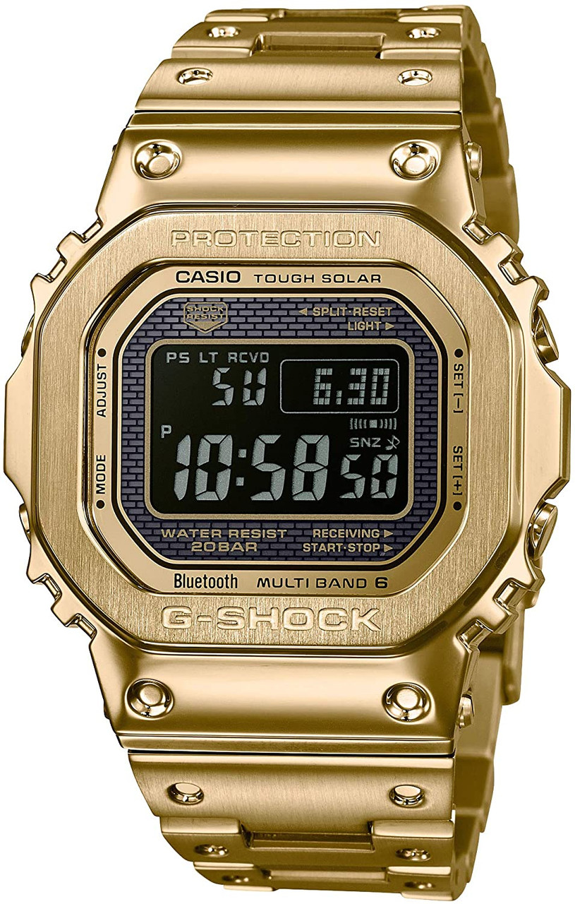 G-Shock Gold Full Metal GMW-B5000GD-9JF