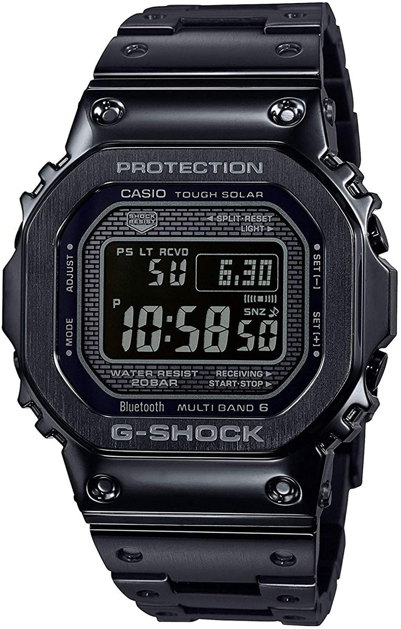 G-Shock Black Full Metal GMW-B5000GD-1JF