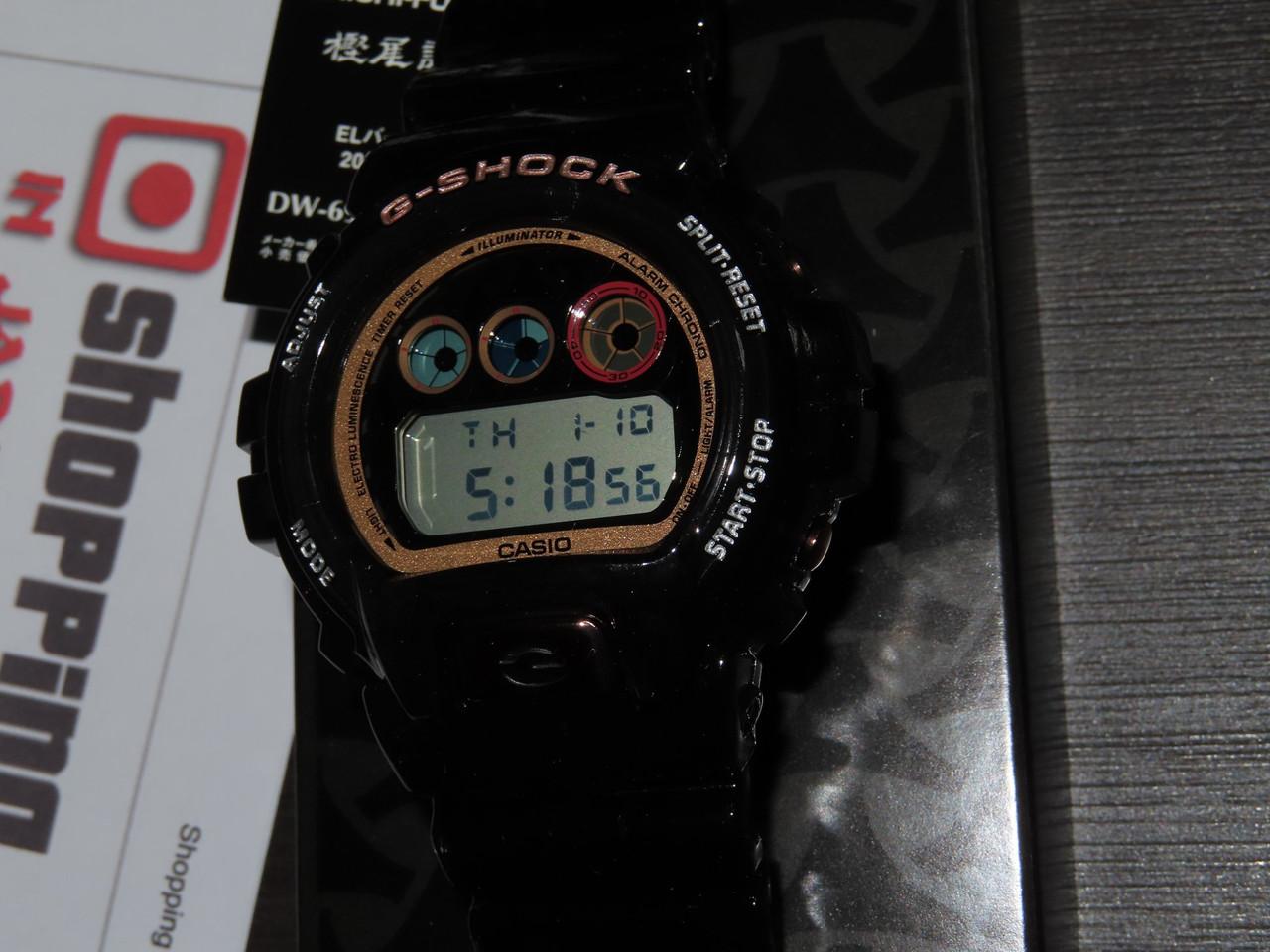 DW-6900SLG
