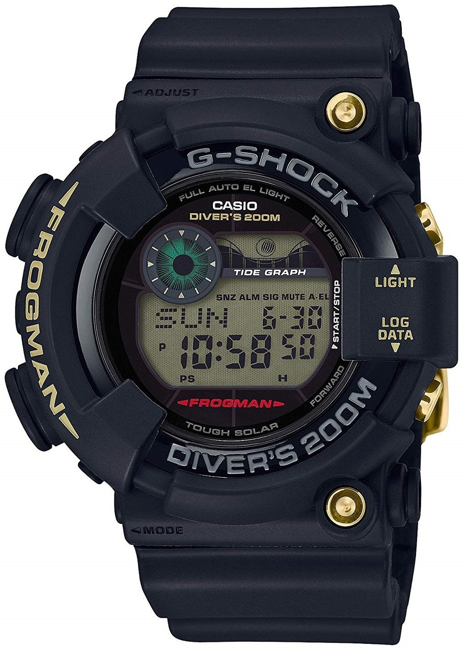 G-Shock Frogman Origin Gold GF-8235D-1BJR 35th Limited