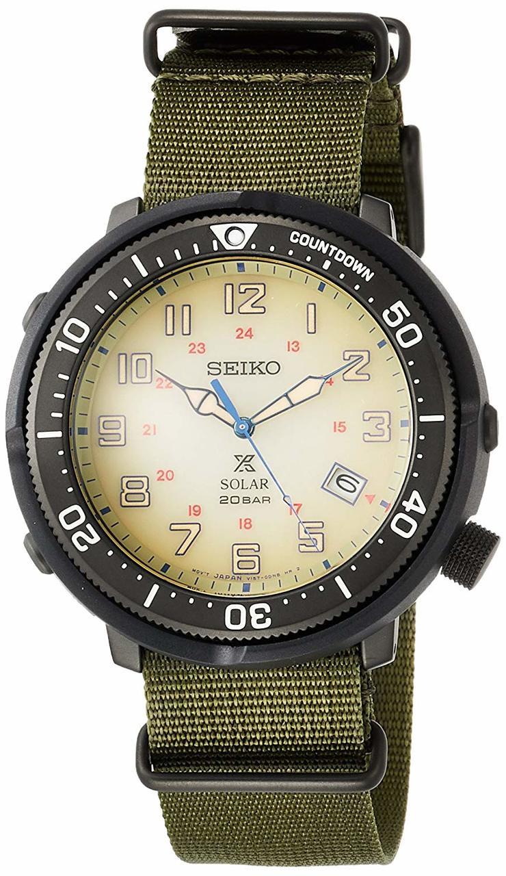 Seiko Prospex Solar Fieldmaster SBDJ029