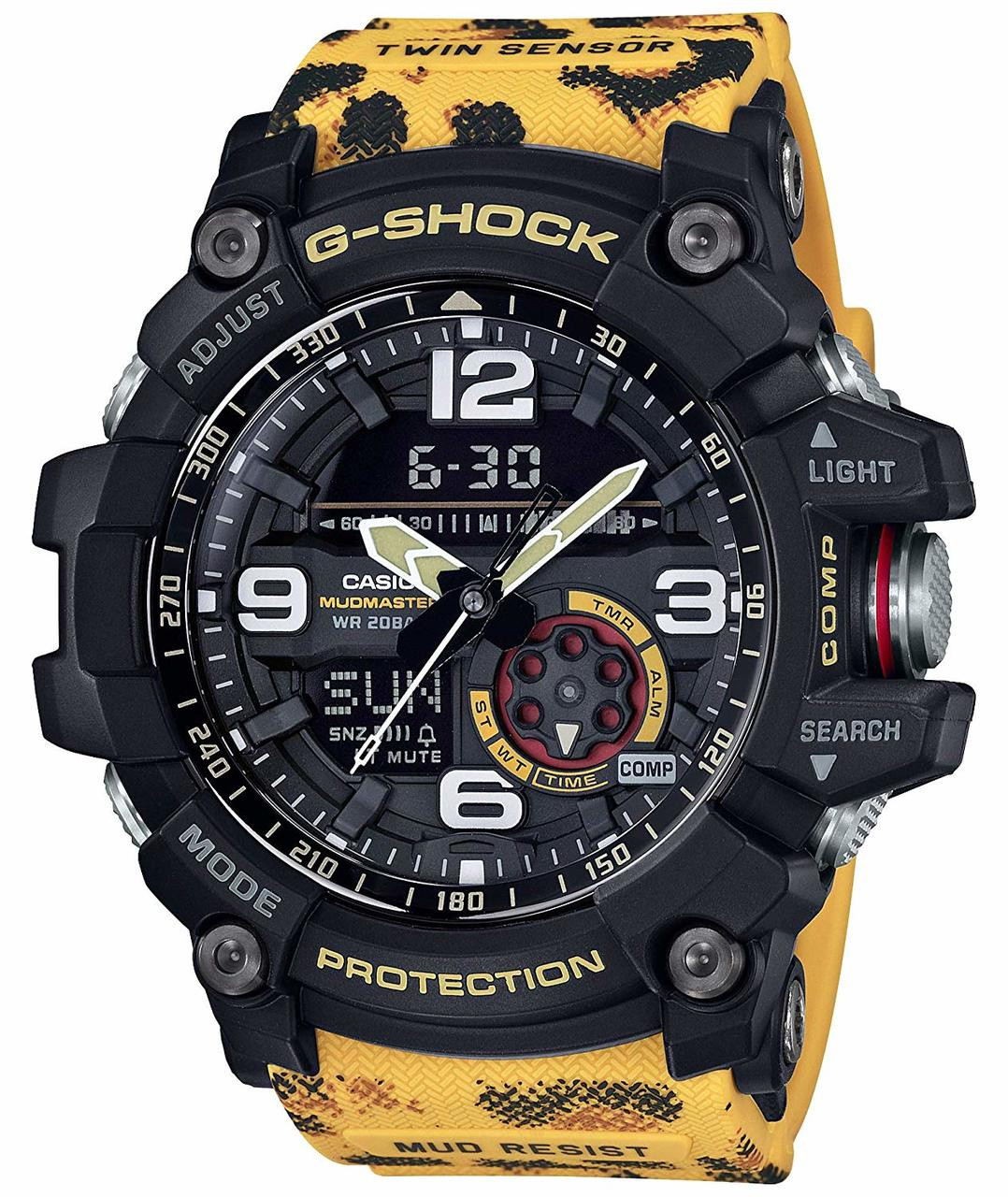 G-Shock Mudmaster Wildlife Promising GG-1000WLP