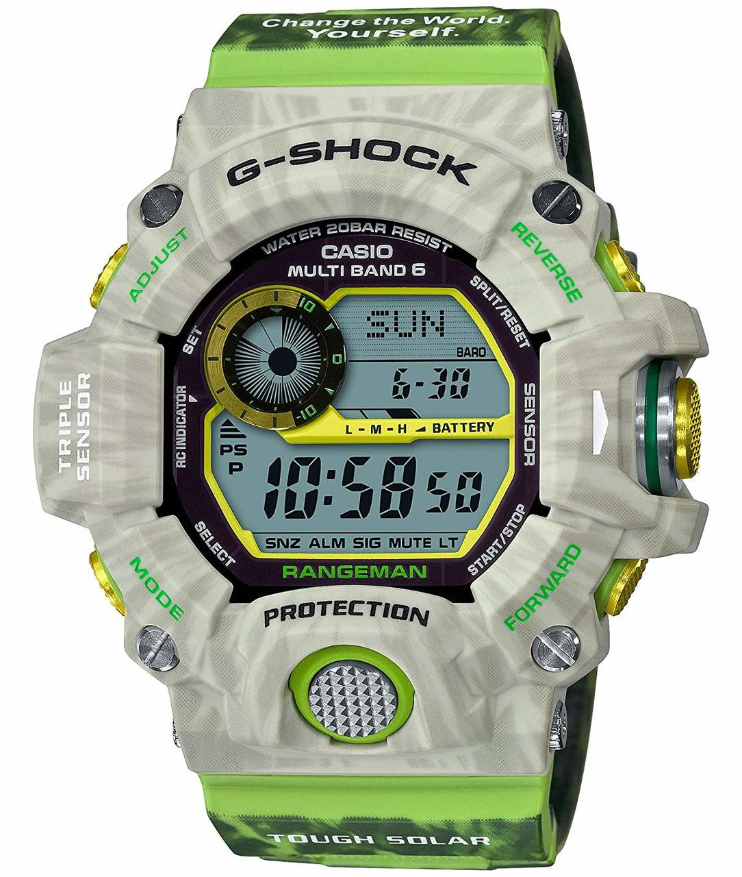 G-Shock Rangeman 2019 Earthwatch GW-9404KJ-3JR