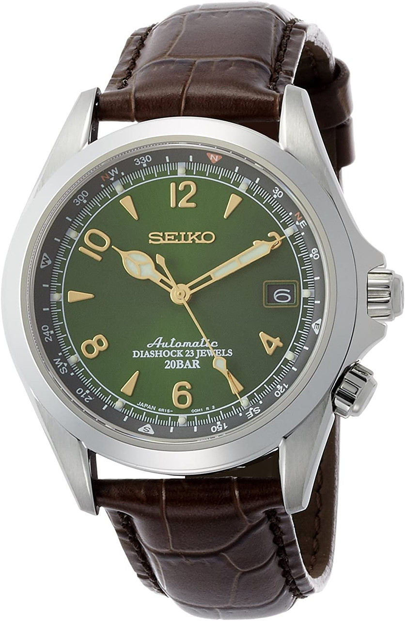 Seiko Alpinist SARB017 Mechanical Automatic