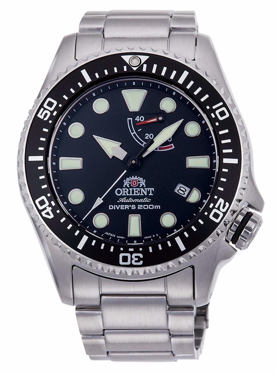 Orient Diver 200m Triton Power Reserve RA-EL0001B