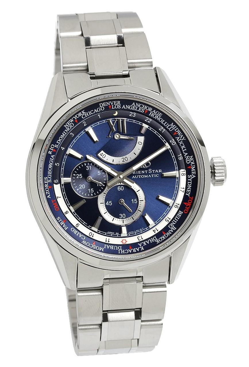 Orient Star World Time WZ0071JC
