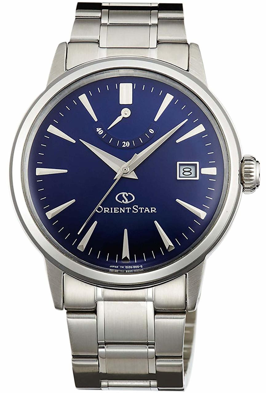 Orient Star Classic Blue Dial WZ0371EL