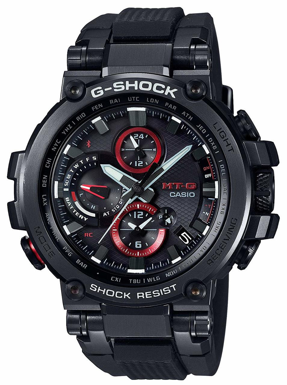 G-Shock MTG Connected Black MTGB1000B-1A