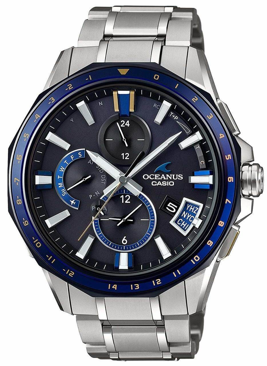 Casio Oceanus OCW-G2000G-1AJF