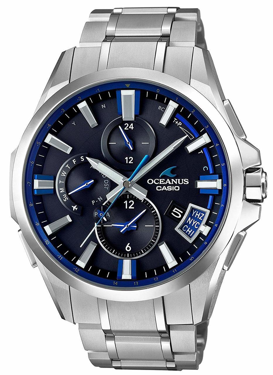 Casio Oceanus OCW-G2000-1AJF