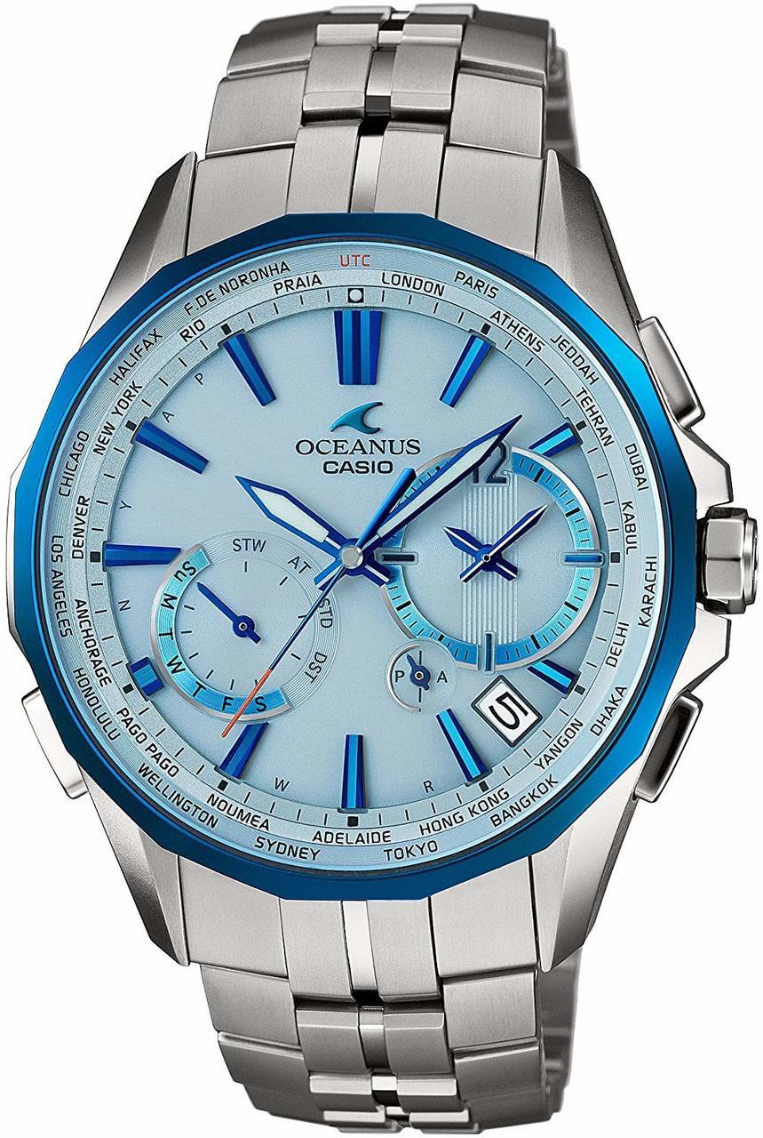 Casio Oceanus OCW-S3400D-2AJF