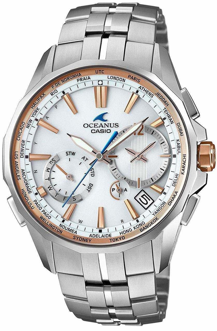 Casio Oceanus OCW-S3400E-7AJF