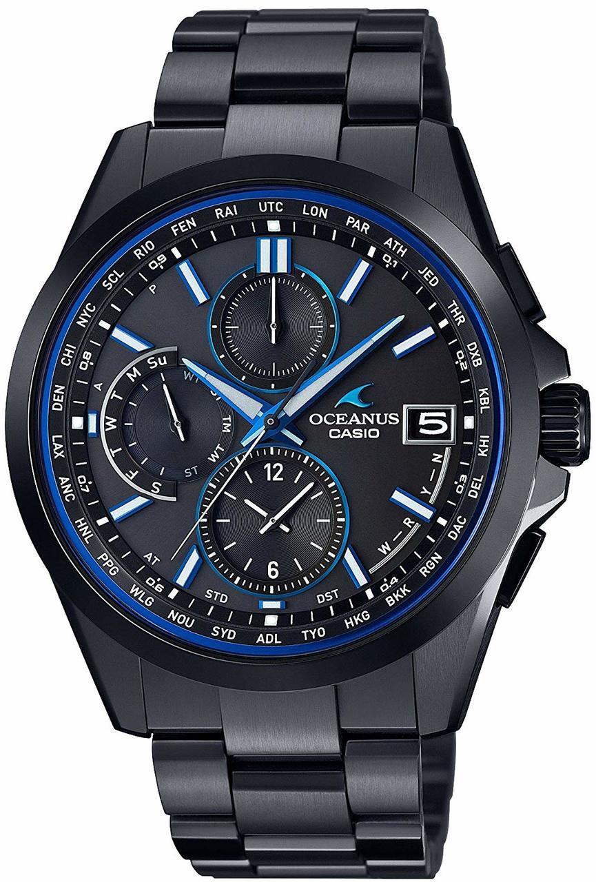 Casio Oceanus OCW-T2600B-1AJF