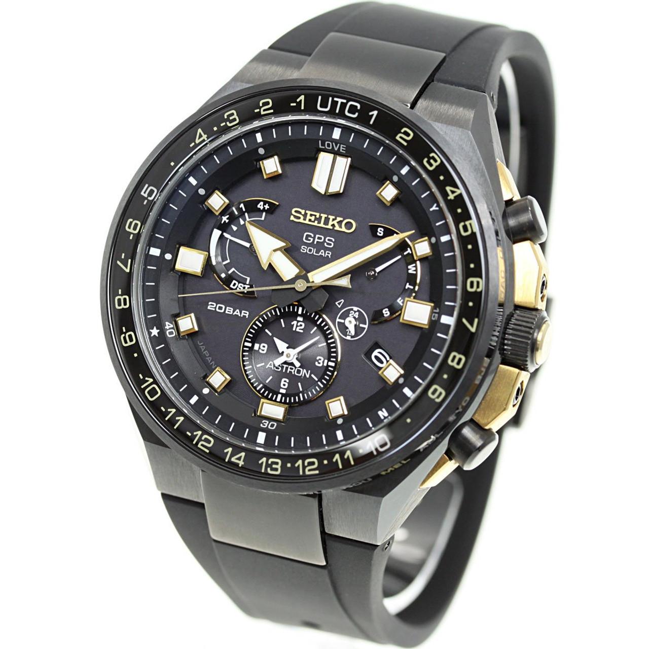 Seiko Astron Sse174j1 Novak Djokovic Sbxb174 Gps Watch