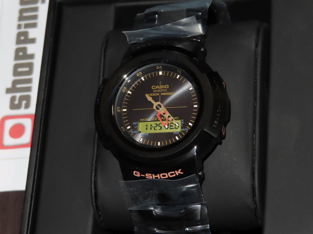 G-Shock x United Arrows Collaboration AWM-500UA-1AJR