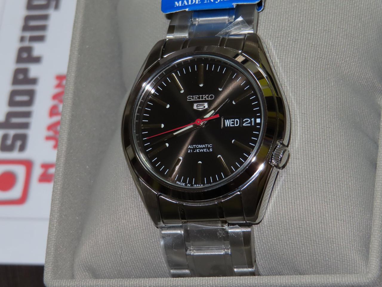 Seiko 5 Automatic 21 Jewels SNKL45J1