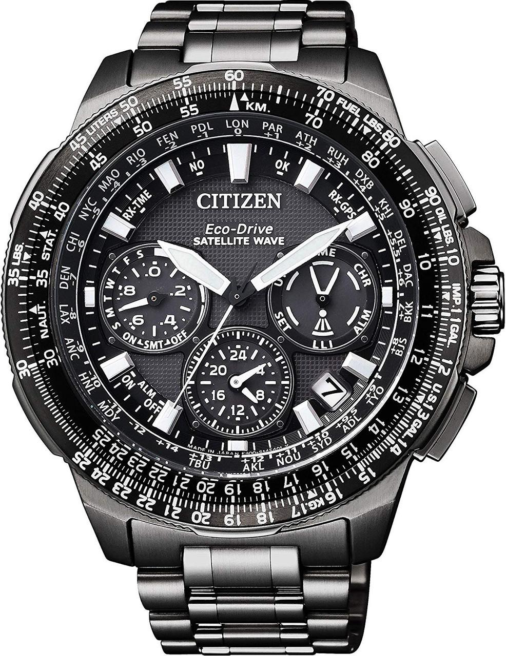 Citizen F900 Satellite Wave CC9025-51E