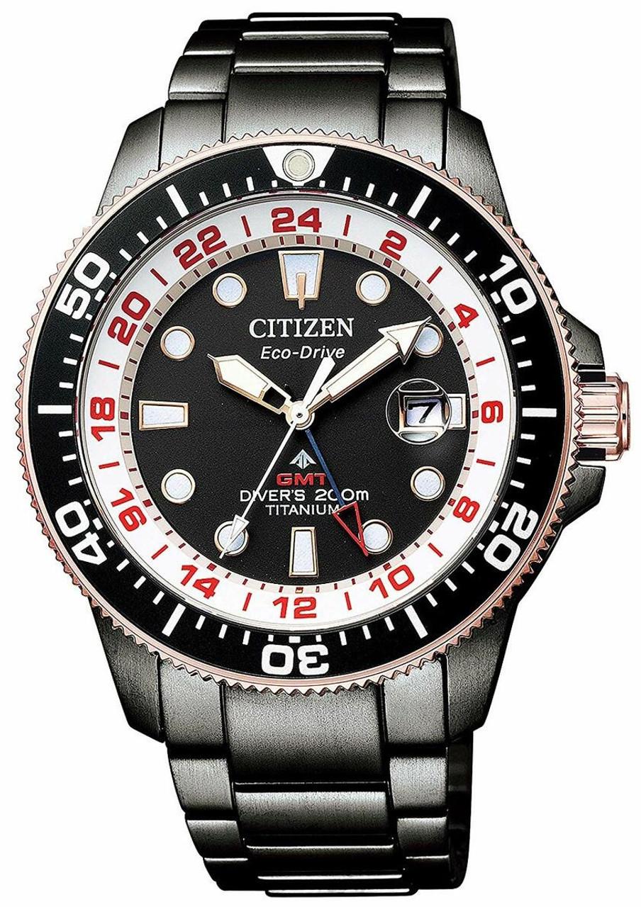 Citizen Promaster GMT Brave Blossoms BJ7115-85E